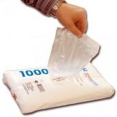 Пакет фасовочный 25х40 упаковка 1000 шт   (13669)