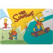 """Накладка на стол Proff """"The Simpsons"""", 43 см х 29 см (16891)"""