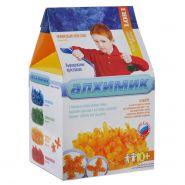 Набор для выращивания кристаллов LORI Оранжевый КРИСТАЛЛ, (08807)